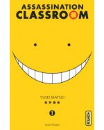 ASSASSINATION CLASSROOM T1 / EDITION SPECIALE (SUISSE ET CANADA)
