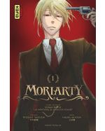 MORIARTY - TOME 1