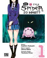 SO I'M A SPIDER, SO WHAT? T01