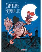 CAPITAINE FRIPOUILLE - ONE-SHOT - CAPITAINE FRIPOUILLE